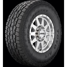 Open Country AT II LT265/60R20 E 121/118S
